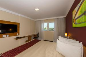 Double Room Red Roof Inn Natal