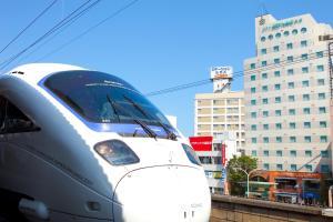 Hotel Seawave Beppu, Hotels  Beppu - big - 44