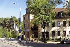 Pension an der Pillnitzer Schlossfähre - Kleinluga