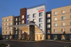 Fairfield Inn & Suites by Marriott Lancaster East at The Outlets - Hotel - Lancaster