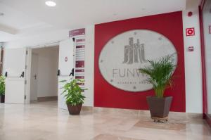 Funway Academic Resort, Pensionen  Madrid - big - 35