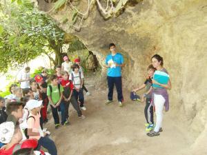 Centro de Naturaleza Cañada Verde, Farmházak  Hornachuelos - big - 51