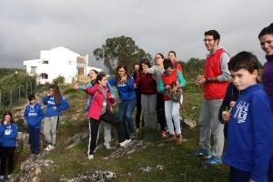 Centro de Naturaleza Cañada Verde, Farmházak  Hornachuelos - big - 50