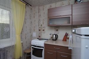 Apartment Mashinostroiteley, Apartmány  Jekatěrinburg - big - 15
