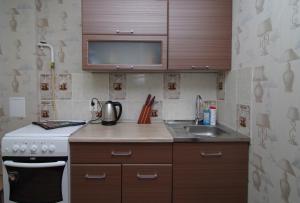 Apartment Mashinostroiteley, Apartmány  Jekatěrinburg - big - 17