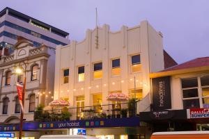 Alabama Hotel Hobart, Hotels  Hobart - big - 60