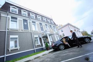 Premium Hotel Pushkin - Angarsk