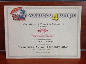 Hotel Villa Igea, Szállodák  Diano Marina - big - 70
