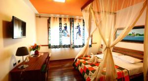 Hotel Club du Lac Tanganyika, Отели  Бужумбура - big - 58