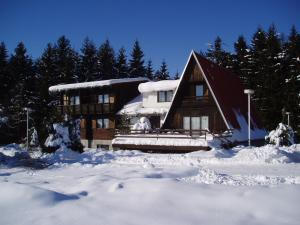 Albergues - Chata Okrouhlík