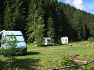 Alpin Park, Bed & Breakfast  Sappada - big - 92