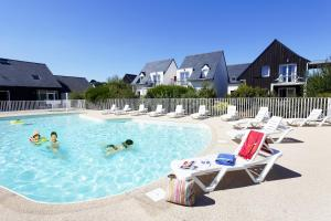 Location gîte, chambres d'hotes Résidence Néméa Les Roches dans le département Finistère 29