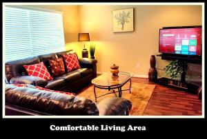 Central/West Houston Townhome (283), Apartmanok  Houston - big - 25
