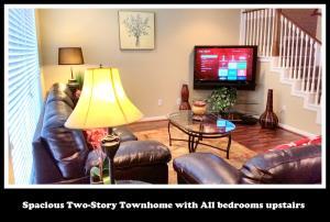 Central/West Houston Townhome (283), Apartmanok  Houston - big - 22