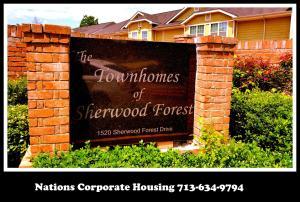 Central/West Houston Townhome (283), Apartmanok  Houston - big - 5