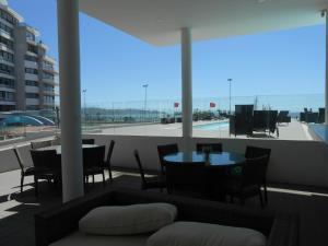 Departamento en Club Oceano Torre Mar, Apartmány  Coquimbo - big - 4
