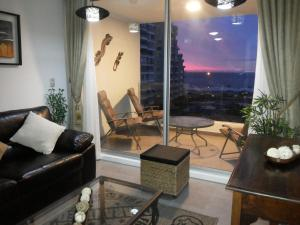 Departamento en Club Oceano Torre Mar, Apartmány  Coquimbo - big - 5