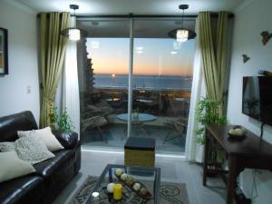 Departamento en Club Oceano Torre Mar, Apartmány  Coquimbo - big - 8