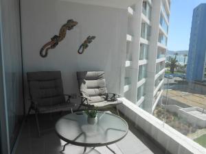 Departamento en Club Oceano Torre Mar, Apartmány  Coquimbo - big - 9