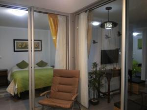 Departamento en Club Oceano Torre Mar, Apartmány  Coquimbo - big - 18