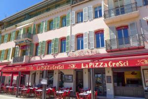 Résidence La Loggia, Apartmány  Cannes - big - 47