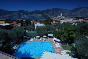 Hotel Alpi, Hotel  Malcesine - big - 32