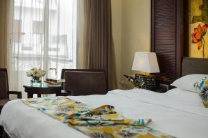 Golden Silk Boutique Hotel, Hotel  Hanoi - big - 120