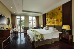 Golden Silk Boutique Hotel, Hotel  Hanoi - big - 118