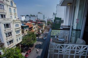 Golden Silk Boutique Hotel, Hotel  Hanoi - big - 117