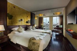 Golden Silk Boutique Hotel, Hotel  Hanoi - big - 115