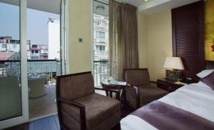 Golden Silk Boutique Hotel, Hotel  Hanoi - big - 112