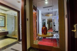 Golden Silk Boutique Hotel, Hotel  Hanoi - big - 111