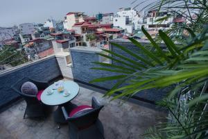 Golden Silk Boutique Hotel, Hotel  Hanoi - big - 110
