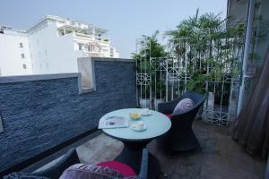 Golden Silk Boutique Hotel, Hotel  Hanoi - big - 107