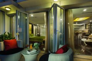 Golden Silk Boutique Hotel, Hotel  Hanoi - big - 102