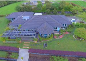 Waitomo Orchard Estate B&B - Accommodation - Otorohanga