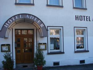 Hotel-Restaurant-Adler - Elsterberg