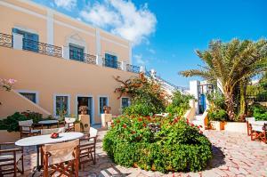 Hostels und Jugendherbergen - Donna\'s House Santorini