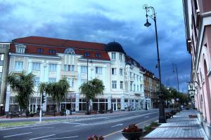 Hotel Central - Magyarszerdahely