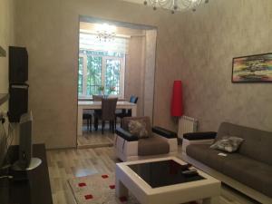 Azneft Square Apartment, Ferienwohnungen  Baku - big - 22