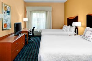 Fairfield Inn & Suites Annisto..