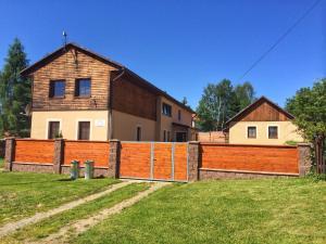 4 hvězdičkový chata Holiday Home Křesánov Vimperk Česko