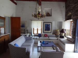 The Naval Mansion Andros Greece