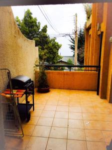 Departamento con vista al mar reñaca, Appartamenti  Viña del Mar - big - 6