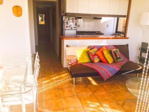 Departamento con vista al mar reñaca, Appartamenti  Viña del Mar - big - 9