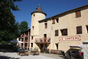 Chateau de Camurac - Accommodation