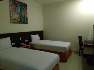 Hotel Alpha Makassar, Hotely  Makasar - big - 41