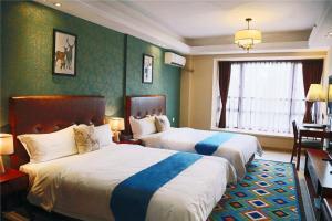 Perfect Service Apartment, Apartmanok  Kuangcsou - big - 31