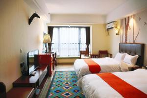 Perfect Service Apartment, Apartmanok  Kuangcsou - big - 32