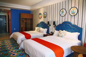 Perfect Service Apartment, Apartmanok  Kuangcsou - big - 16